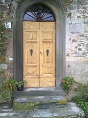Front Door of Casa Verde